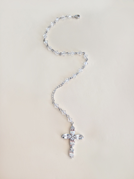 Bridal Rosary Bracelets Faith