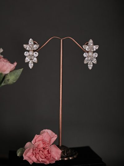 Daylesford bridal earrings