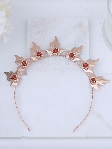 Wedding tiara Lux style