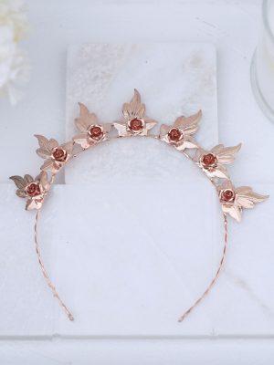 Lux wedding tiara