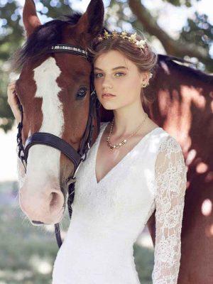 Melbourne Luxe wedding tiaras