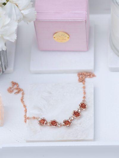 Melbourne bridal necklaces