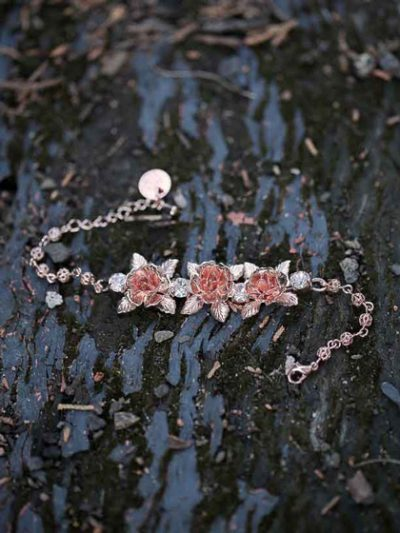 Special occasion Bridal bracelet