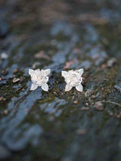 Sydney flower earrings