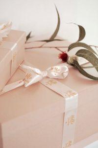 hello lovers wedding dress box