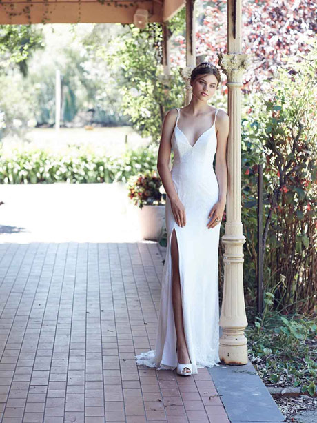 The Esperance Bohemian Wedding Dresses
