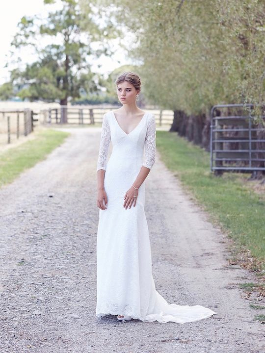 Australian wedding dresses country bride