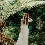 Eildon long sleeve wedding dress