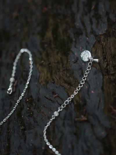 Religious cross necklace clasp