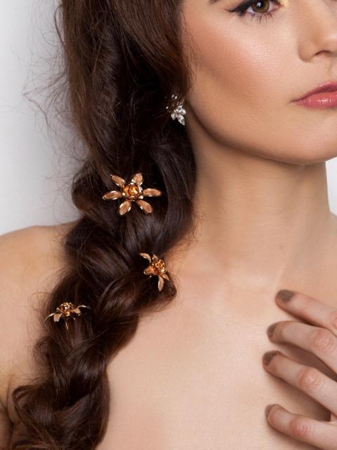 Adelaide wedding hair pins