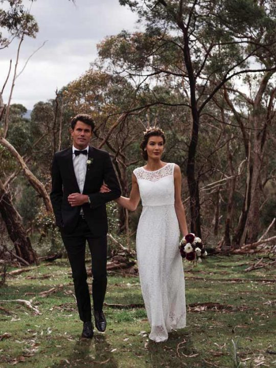 Canberra Garden wedding dress