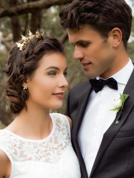 Garden wedding dress the Canberra