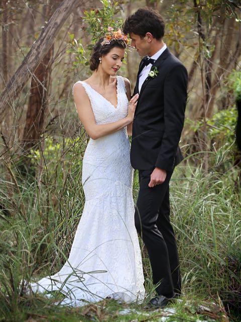 Eildon lace wedding dresses