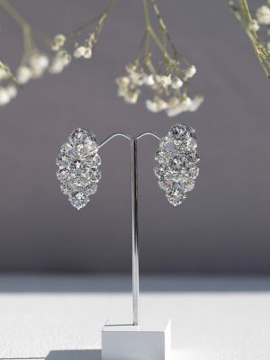 divine wedding earrings