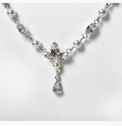 Silver little necklace Eden
