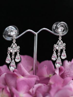 little chandelier earrings