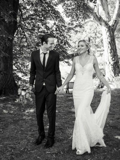 Bohemian Wedding Dress Melbourne