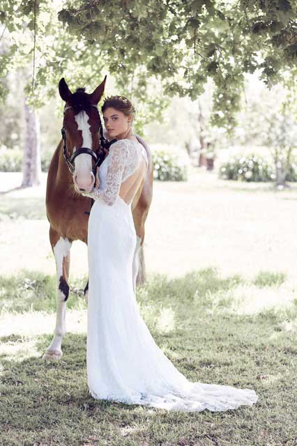 Backless wedding dresses Tamworth