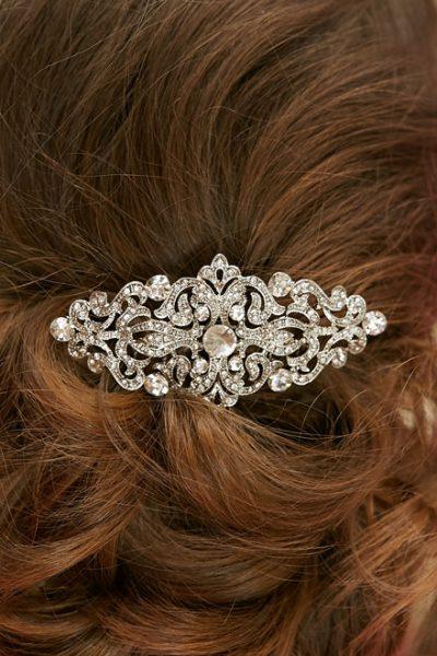 London bridal comb