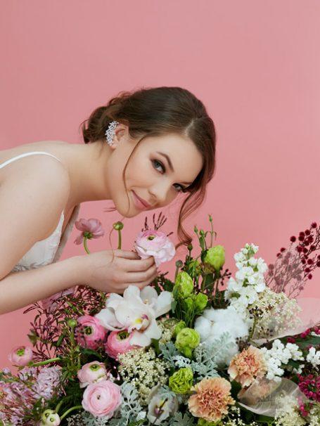 Wedding ear clips for brides