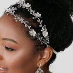 Hair accessory for brides and debs