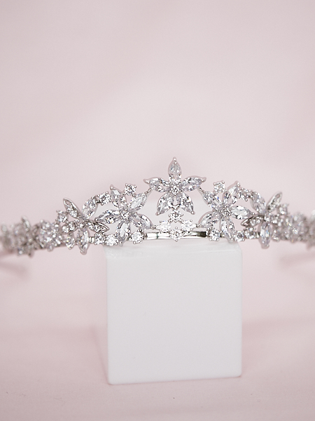 matching bridal accessories