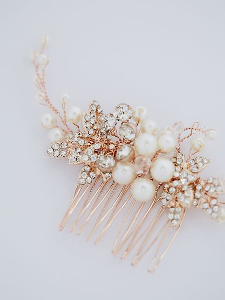 Hair decorations for bridal