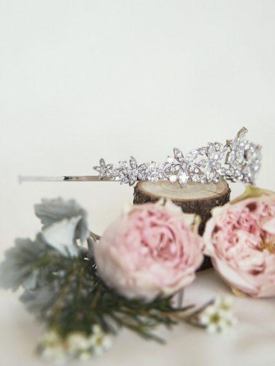Princess wedding tiara headpieces australian
