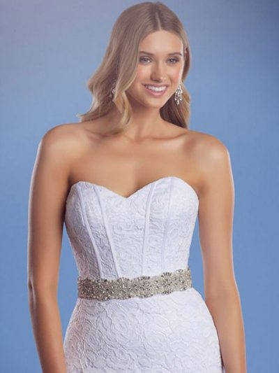 Large gown sash ultimate