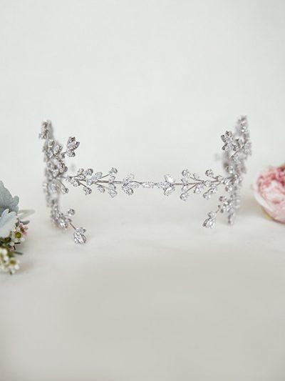 large wedding hair accessories