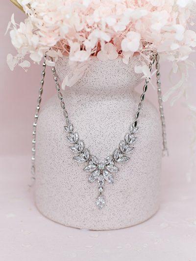 Windsor elegant bridal necklace