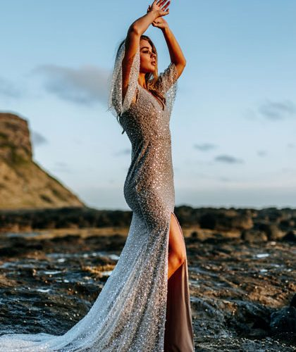 Melbournes Mornington Peninsula wedding shoot