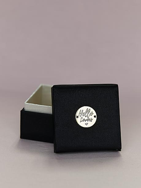 Hello Lovers wedding jewellery packaging