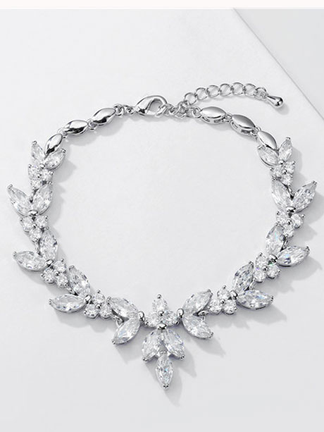 Princess bracelet wedding jewellery collection