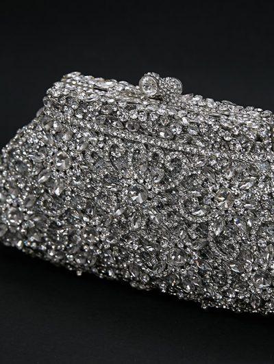Beautiful bridal bag
