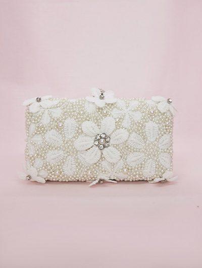 Vinage style bohemian clutch bag